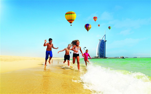 Dubai A Holidaymaker Destination
