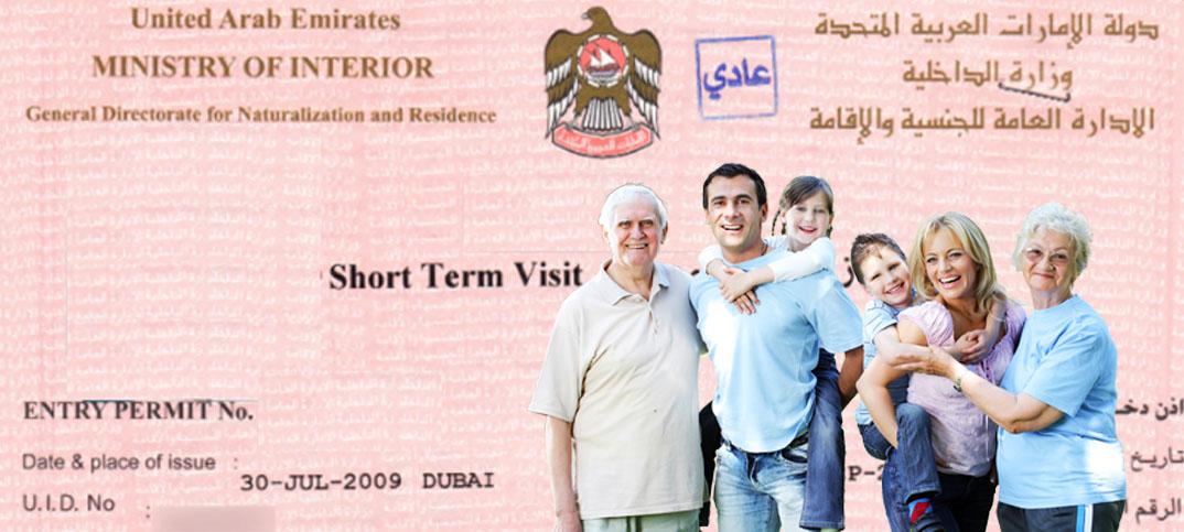 Dubai Family Visa