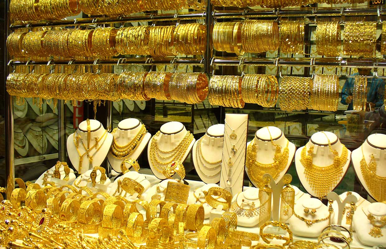 Gold Shopping In Dubai