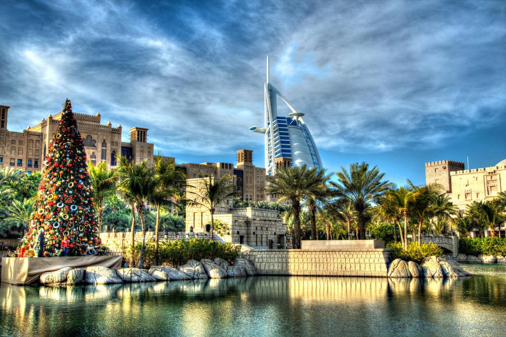 Holiday In Dubai At Christmas